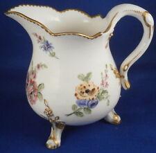 Antique 18thC Sevres Soft Paste Porcelain Creamer Pot à Lait Milk Jug Porcelaine
