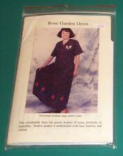 Rose Garden Dress Pattern by Mary's Patterns,  Size sm, med, lg, x-lg