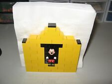 LEGO DISNEY CUSTOM ONE OF KIND CENTER PIECE NAPKIN HOLDER/ MINIFIGURE'S
