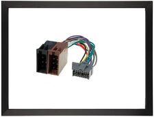 ISO adaptador cable para Alpine cde-120r cde-120rm cde-120rr