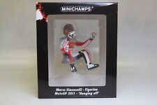 MINICHAMPS SIMONCELLI MARCO 1/12 FIGURE 2011 HONDA HANGING OFF LIMITED 1158 PCS