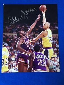 "🔥Kareem Abdul Jabbar 8x10 ""Sky Hook"" Photo Los Angeles Lakers (See Description)"