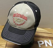NWOT DAS STEIN HAUS GERMAN PUB & EATERY SPOKANE WASHINGTON HAT BLACK & BEIGE