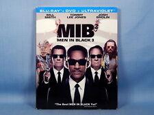Men In Black 3 - Will Smith & Tommy Lee Jones (Blu-ray & Dvd + Slipcover)