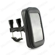 Road Bike Bicycle Motorcycle GPS Call Phone Waterproof Pouch Bag Case Holder