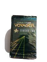 Skybox Star Trek Voyager Season 2 Collectable Cards 1996 23 unopend packs