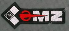 MZ OMZ Motorradwerk Zschopau toppa ricamata termoadesivo iron-on patch Aufnäher
