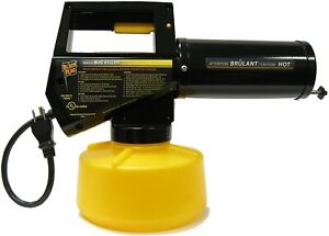 Black Flag Electric Insect & Rodent Fogger. Fog Your Yards in Minutes!
