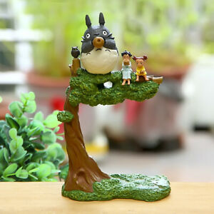 NEW 17cm My Neighbor Totoro Resin statues Anime action figure Toy
