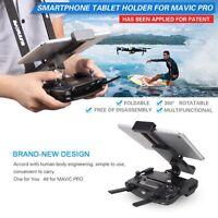 "Remote Control 4-12""Extension Phone Tablet Mount Holder for DJI Mavic Pro Spark"
