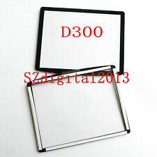 Window Display (Acrylic) Outer Glass For NIKON D300 D300S Camera Repair +Glue