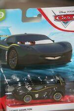 "DISNEY PIXAR CARS 3 ""LEWIS HAMILTON""  NEW IN PACKAGE, SHIP WORLDWIDE"