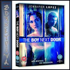 THE BOY NEXT DOOR - Jennifer Lopez **BRAND NEW DVD**