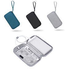 Electronic Accessories Cable Organizer Bag Travel Charger Storage Case Box MP