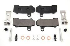 Zinc Front Brake Pad Pin Kit, Replaces OEM No: 42849-08, for FLHT 2008-UP