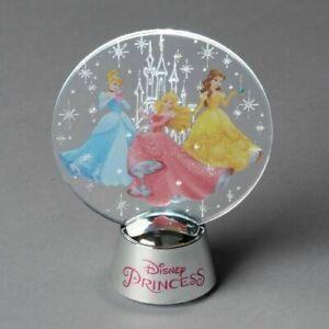 DISNEY PRINCESS HOLIDAZZLER Cinderella Aurora Belle Light Up Figurine 6000341