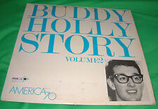 33 TOURS 30 CM FRENCH LP BUDDY HOLLY STORY VOL 2 MCA LC MAP/S1330 EDITION BIEM