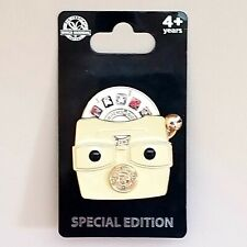 Busch Gardens View Master Pin Special Edition 60th Anniversary Pin HTF TURNS