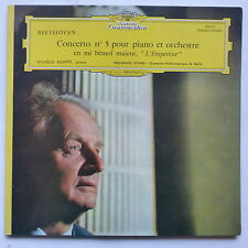 BEETHOVEN Concerto 5 piano orchestre Empereur WILHELM KEMPF F. LEITNER 138777
