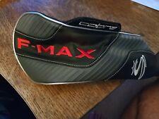 Used 2019 Cobra Golf F-Max Superlite Driver Headcover Head Cover