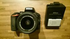 Nikon D d5500 24.2 MP SLR-Fotocamera digitale-nero (KIT M/AF-S DX 18-55mm...