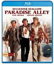 Paradise Alley Blu-ray Disc 2019 Sylvester Stallone Armand Assante Lee Canalito