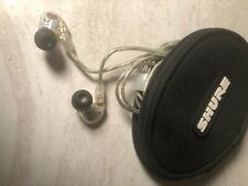 Shure SE315 Shure Sound Isolating Earphones Ear Set earbuds headphones