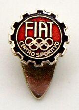Distintivo FIAT Auto Centro Sportivo (A.E. Lorioli Fratelli Milano) cm.1,2