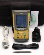 Topcon Fc 100 Field Controller Data Collector With Pocket 3d Version 511