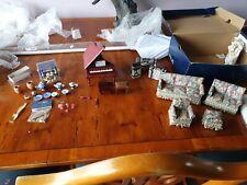 Lote de Trabajo de Muebles de Casa de Muñecas