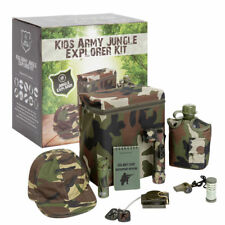 Kids Army Camouflage Jungle Kids Explorer Military Roleplay Ideal Toys Gift