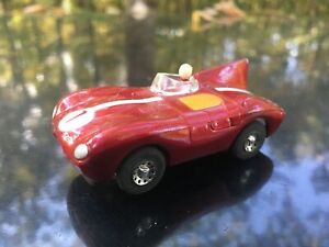 Vintage Tyco Jaguar S628 HO Slot Car