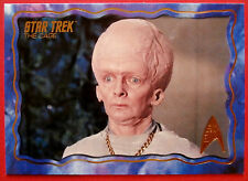 "STAR TREK TOS 50th Anniversary - ""THE CAGE"" - GOLD FOIL Chase Card #33"