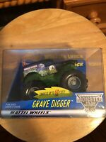 Hot Wheels Monster Truck Grave Digger. Brand New 1999 collector item.