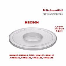 Kitchenaid Schüsseldeckel Mixer Bowl Cover KBC90N for Kitchenaid Artisan, Ultra