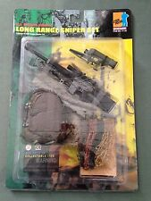 "Dragon 1/6 Scale 12"" US Special Forces Modern Long Range Sniper Set  71132"