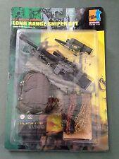 "Dragon 1/6 Scale 12"" US Special Forces Modern Long Range Sniper Set  71132"