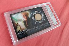 Artbox Harry Potter Prop Card Rita Skeeter's Notepad P9 090/120 GOF NM 7 PSA