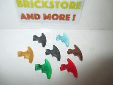 Lego - Minifigure Weapon Axe Head Clip-on 53705 - Choose Color & Quantity