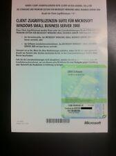 Microsoft Windows Small Business Server 2008 - 5 DCAL Erweiterung (5 DevicCALs)