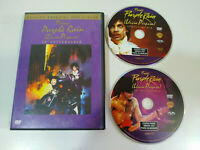 Prince Purple Rain Edicion Especial 20 Aniversario - 2 x DVD + Bonus Region 2