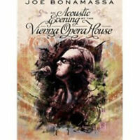Joe Bonamassa - Un Acoustic Sera At The Vienna Opera Casa Nuovo DVD