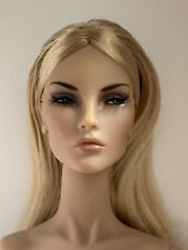 "FASHION ROYALTY JASON WU NAP NET A PORTER PERFUME ELISE ELYSE NUDE DOLL 12"" NEW"