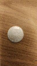 1/10 oz ounce Solid Silver Round Incuse Indian Eagle .999 Fine Pure Bullion Coin
