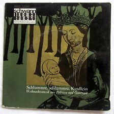Single (s) - SCHLUMMRE, SCHLUMMRE KINDLEIN - Weihnachtsmusik aus Böhmen