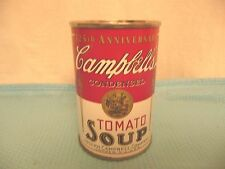 Vintage Classic Campbell's Tomato Soup Can Coin Bank-125th Anniversary Edition