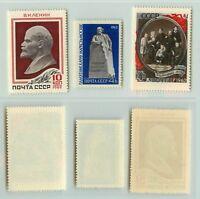 Russia USSR 1962 SC 2581-2582 2590 MNH . rta4353