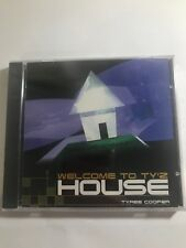 TYREE COOPER - WELCOME TO TY'Z HOUSE U.S. CD 1998 - Chicago House Music - New