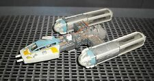 STAR WARS ACTION FLEET SERIES GOLD LEADER YELLOW VARIANT Y-WING FIGHTER