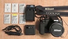 Nikon COOLPIX P530 16.1 MP Digital Camera - Black